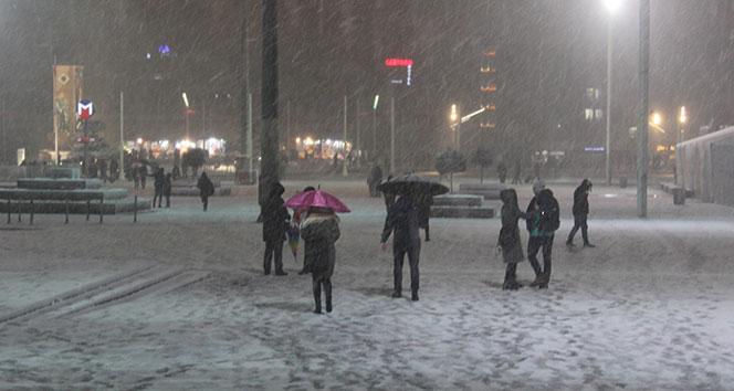 AKOM'dan kar yağışı açıklaması