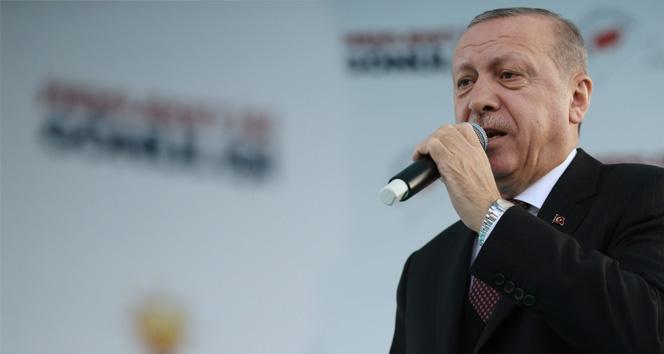 Cumhurbaşkanı Erdoğan'dan sert 'İmamoğlu' açıklaması