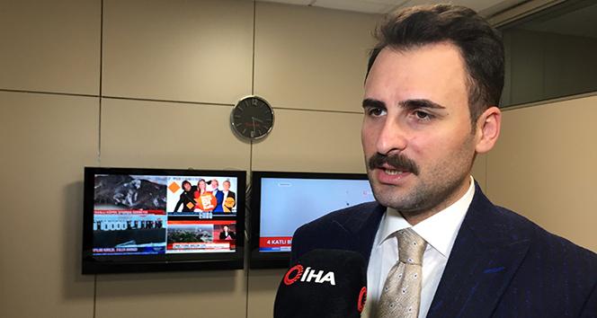 AK Parti Beylikdüzü Adayı Mustafa Necati Işık, İhlas Medya'yı ziyaret etti