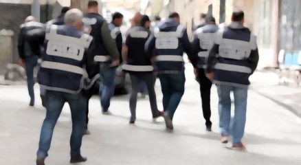 Şanlıurfada uyuşturucu operasyonu: 25 gözaltı