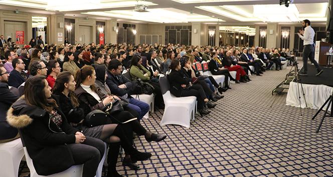 Bahçeşehir Koleji'nden Kahramanmaraş'ta Dr. Özgür Bolat ile anne babalara yönelik seminer