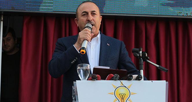 Dışişleri Bakanı Çavuşoğlu: 'S-400'lere ihtiyacımız varsa alırız'