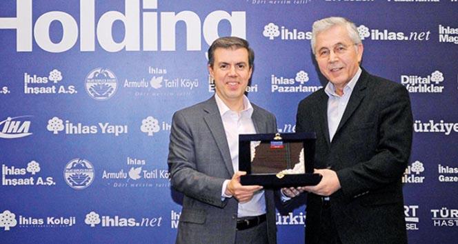 İhlas Holding Yönetim Kurulu Başkanı Ahmet Mücahid Ören: 'Türkiye Hastanesi daha da büyüyecek'