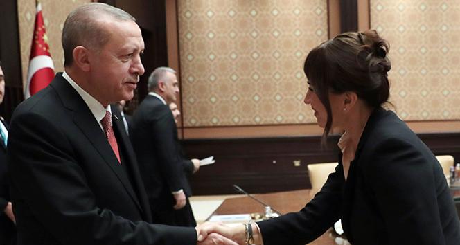 Cumhurbaşkanı Erdoğan, Demet Akbağ'ı arayarak taziyelerini iletti