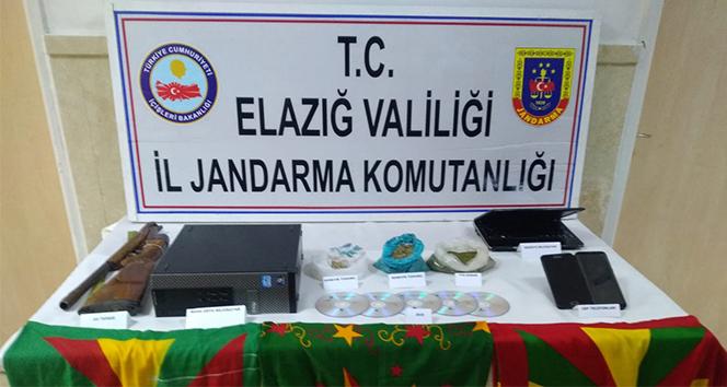 Elazığ'da PKK/KCK operasyonu: 4 gözaltı oldu