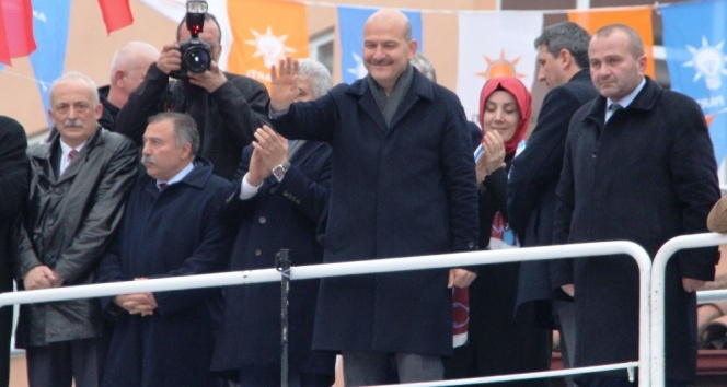 Bakan Soylu: 'Meral Akşener, Tansu Çiller ve Devlet Bahçeli'ye ihanet etti'