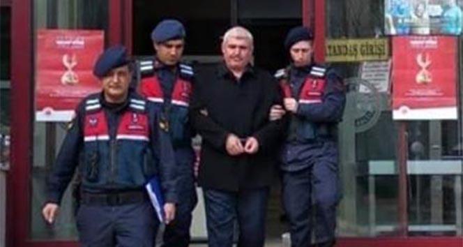 Balkonda yakalanan FETÖ şüphelisi tutuklandı