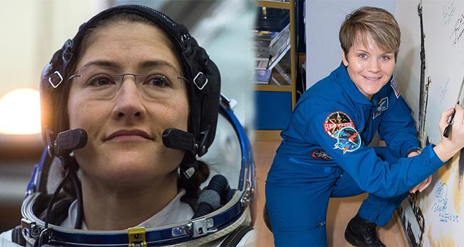 Uzay tarihinde bir ilk