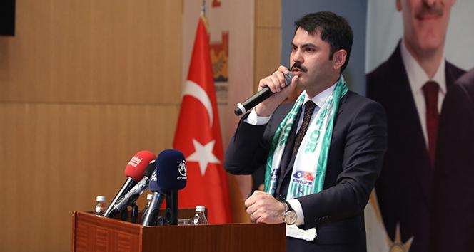 Çevre ve Şehircilik Bakanı Murat Kurum, Zeytinburnu'na müjdelerle geldi
