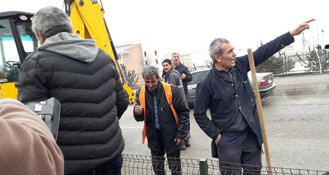 Erzurum'da trafik kazası: 1 ölü !