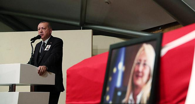 Cumhurbaşkanı Erdoğan: 'Kaybettiğimiz her ilim insanımız, dünyamızda yeri dolduramaz bir boşluk bırakıyor'