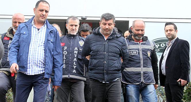 Antalya'da yaşlı adamı öldüren zanlılardan inanılmaz sözler