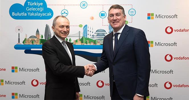 Microsoft ve Vodafone işbirliği ile yapay zekâ Türkçe'yi söktü