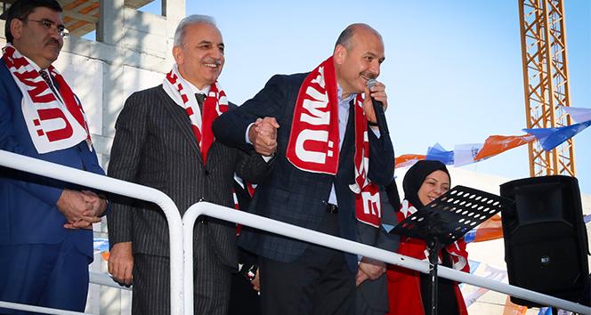 İçişleri Bakanı Soylu: 'Şimdi başka bir kumpası Türkiye'nin üzerine getirmeye çalışıyorlar'