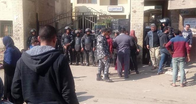 Mısır'da silahlı saldırı: 4 ölü, 5 yaralı