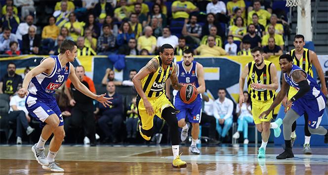 Fenerbahçe Beko: 76 - Buducnost VOLI: 67 | Maç sonucu