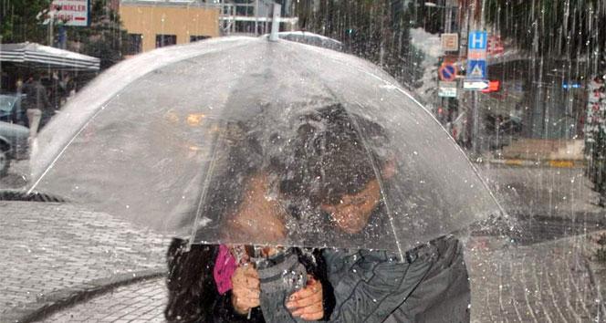 Meteoroloji saat verdi! Yağış geliyor |20 Mart yurtta hava durumu