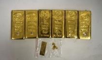 İcra müdüründen bu kez 6 kilogram altın çıktı