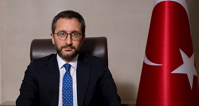 Cumhurbaşkanlığı İletişim Başkanı Altun: 'Cumhurbaşkanı Erdoğan'ın sözleri algı operasyonuyla çarpıtıldı'