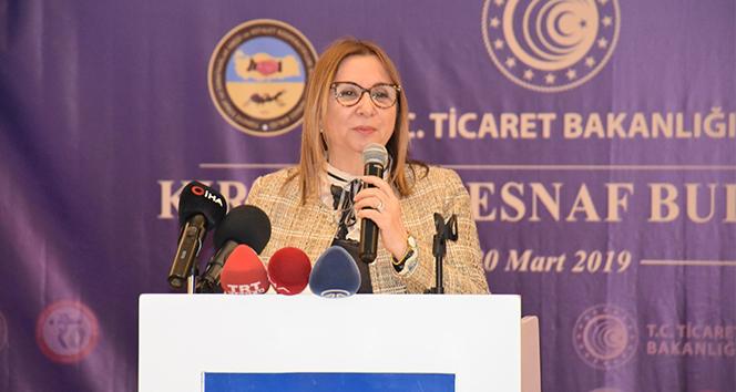 Bakan Pekcan: 'Kadınlara 200 milyon dolar ve 100 milyon TL ihracat finansmanı temin ettik'