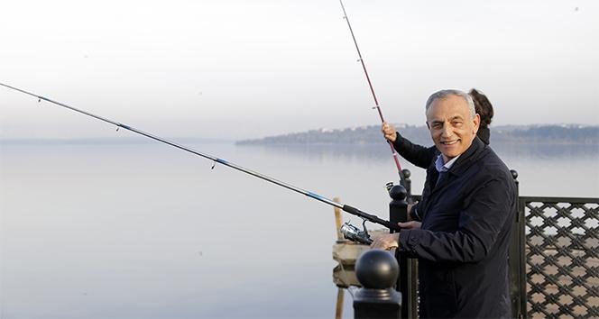 Kemal Çebi: 'Küçükçekmece Gölü üzerinde dev göl sahnesi kurmak istiyoruz'