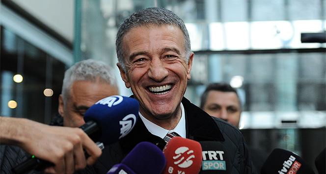 Trabzonspor Başkanı Ağaoğlu, yabancı kuralı hakkında görüşlerini açıkladı