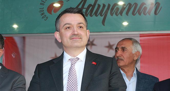 Bakan Pakdemirli: 'Türk ve Kürt kardeşliği ezelden gelmektedir ebediyete kadar da gidecektir'