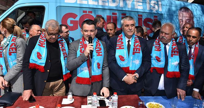 Bakan Pakdemirli: 'Manisa üzümü coğrafi işaret aldı'