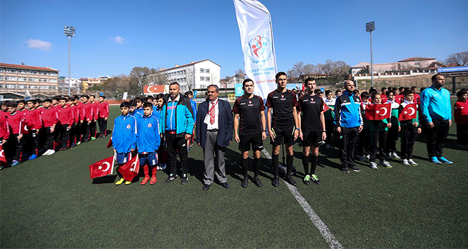 Gençlik ve Spor Bakanlığının 'Futbol Altyapı Gelişim Projesi' başladı