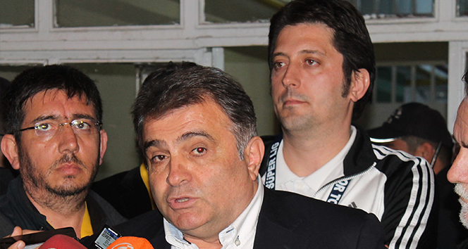 Ahmet Kavalcı: 'Futbolculara ödeme yapılacak'