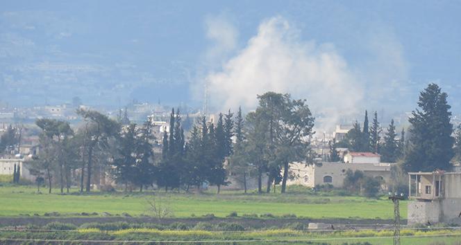 Köyleri bombalanan Sehil Gab sakinleri Türkiye sınırına doğru ilerliyor