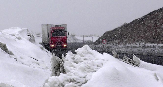 Batıda bahar, doğuda kar