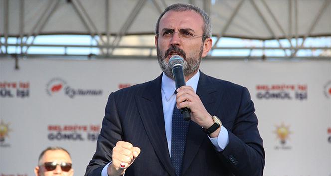 Mahir Ünal: 'Recep Tayyip Erdoğan'a her zamankinden daha çok sahip çıkacağız'