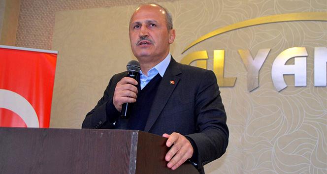 Bakan Turhan: Bilim, teknik, teknoloji çok hızlı gelişiyor buna ayak uydurmamız lazım'