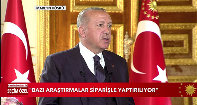 Cumhurbaşkanı Erdoğan'dan sert tepki: 'Bu saygısızlıktır ahlaksızlığın daniskasıdır'