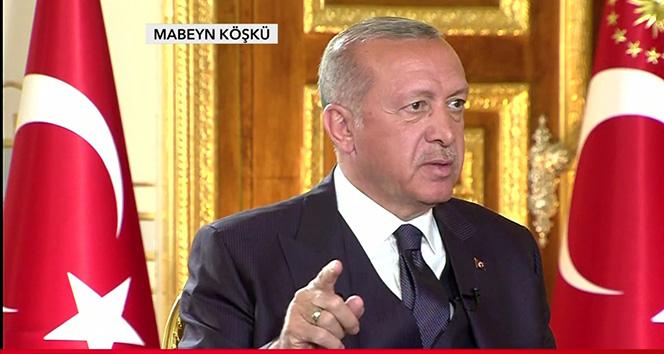 Cumhurbaşkanı Erdoğan'dan Kılıçdaroğlu'na sert sözler...