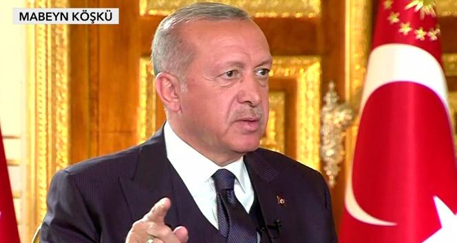 Cumhurbaşkanı Erdoğan'dan EYT ve 3600 ek gösterge açıklaması