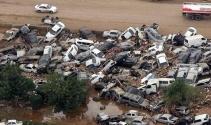 Sel felaketi İran'ın güneyini de vurdu: 11'den fazla ölü