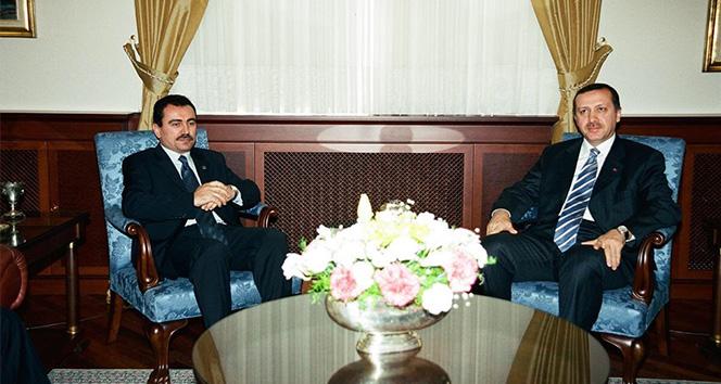Cumhurbaşkanlığı İletişim Başkanı'ndan Muhsin Yazıcıoğlu mesajı