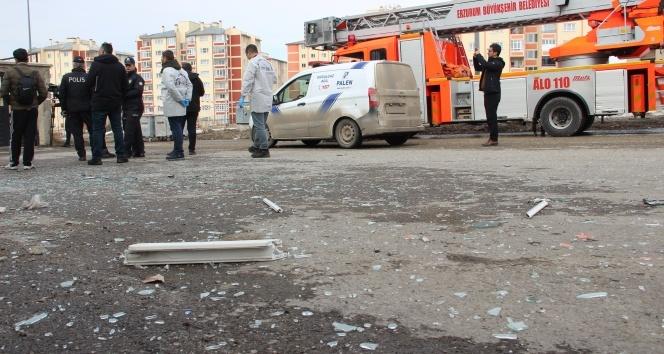 Afganların yaşadığı evde tüp patladı: 2 yaralı