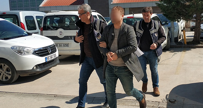 Hakkında 67 yakalama kararı bulunan suç makinesi tutuklandı