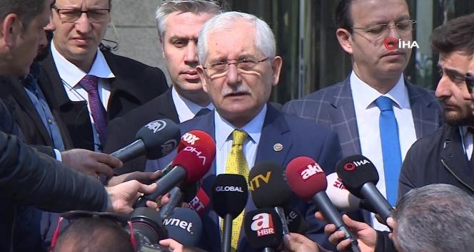 YSK Başkanı Güven: '13 seçim müdürü başka illere görevlendirilmiştir'