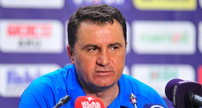 Mustafa Kaplan: 'Öncelikli hedefimiz ligde kalıp, önümüzdeki sezon için planlama yapmak'