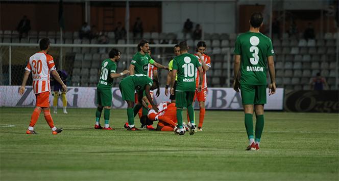 Gol düellosunun galibi Denizlispor