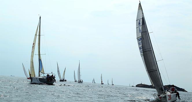Yelken heyecanı İstanbul'da başlıyor