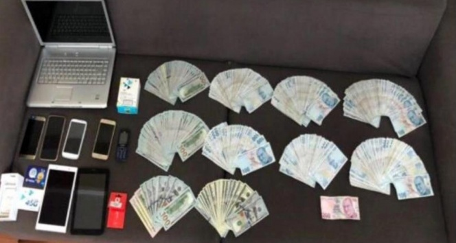 FETÖ'nün sözde 'mali imamı' yüklü miktarda parayla yakalandı