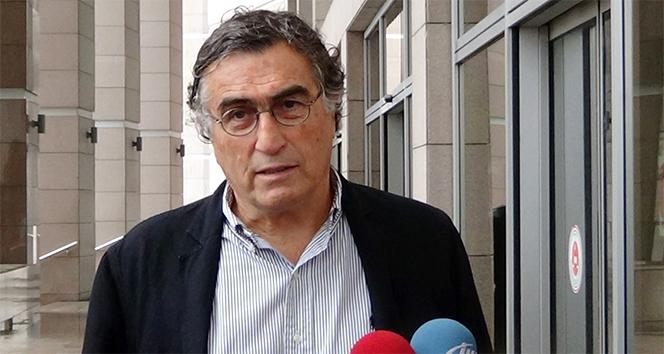 Gazeteci Hasan Cemal'in 9 yıl 4 aya kadar hapsi talep edildi