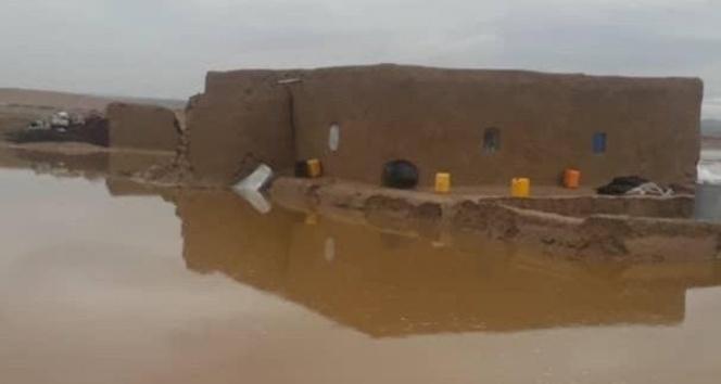Afganistan'ı sel vurdu: 5 ölü