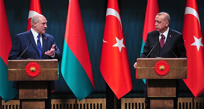 Türkiye ile Belarus arasında dev anlaşma