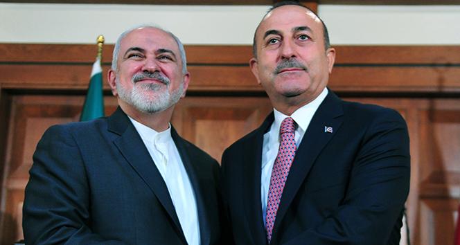 Bakan Çavuşoğlu: 'İran'a yönelik yaptırımlara karşı olduğumuzu her zaman açıklıyoruz'